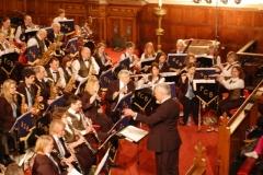 St Walburges Band Christmas 2008 - 1