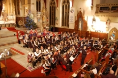 St Walburges Band Christmas 2008 - 2