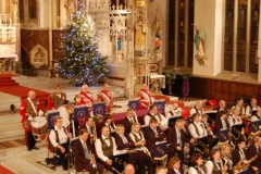 St Walburges Band Christmas 2008 - 5
