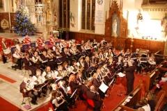 St Walburges Band Christmas 2008 - 6